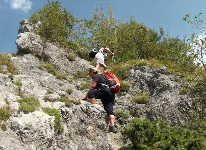 ALPI APUANE: Trekking dall'Alto Matanna al Monte Forato – di Sergio Colombini