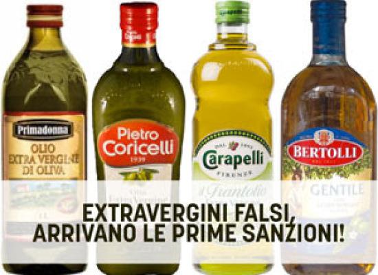 Olio Extra vergine di Oliva fasulli. ecco la lista grazie a Slowfood
