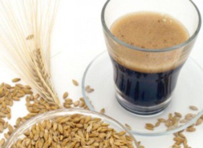 Le proprietà benefiche del caffè d'orzo