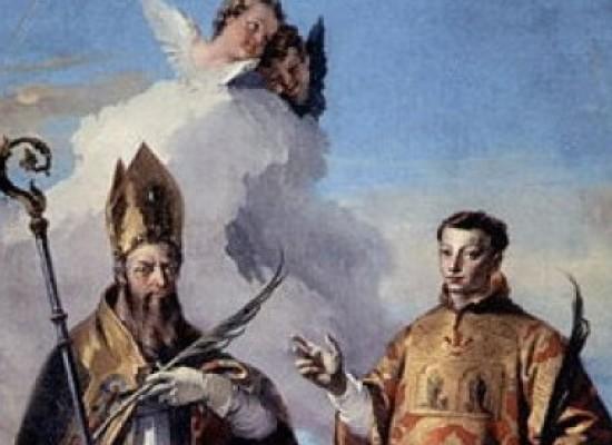 IL SANTO DEL GIORNO 12 LUGLIO SANTI ERMAGORA E FORTUNATO DI ACQUILEA