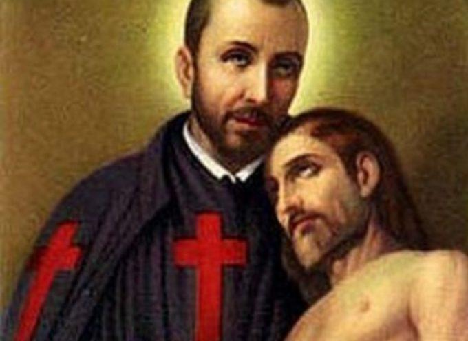 il santo del giorno, 14 luglio San Camillo de Lellis