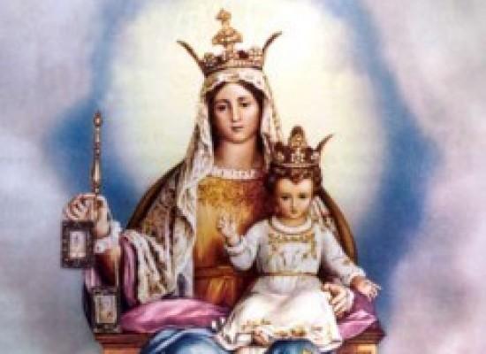 il santo del giorno, 16 luglio BEATA VERGINE DEL MONTE CARMELO