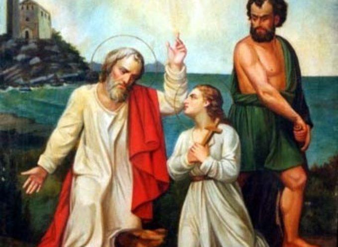 il santo del giorno 28 luglio, Santi Nazario e Celso