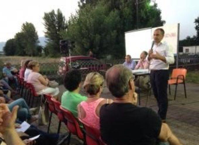CAPANNORI – Grande partecipazione alla riunione sul sottopasso di Santa Margherita in via della Madonnina