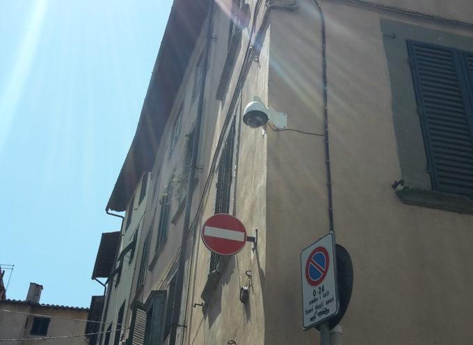 lucca – Videosorveglianza: altre tre telecamere attive nel centro storico