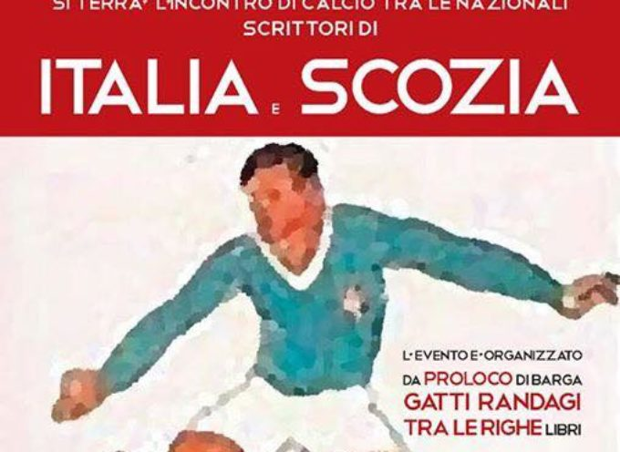 BARGA'S SCOTTISH WEEKEND  2-3-4 settembre 2016