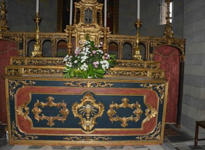 Altare Villacollemandina  un anno dopo