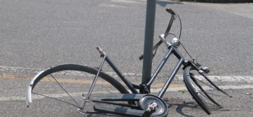 Rimozione dei velocipedi in evidente stato di abbandono depositati sul suolo pubblico nel comune di lucca
