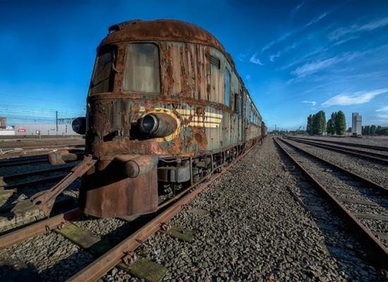 L'ultimo Treno Dell'Orient Express: Ecco I Resti Di Un'epoca Andata Ma Ancora Affascinante