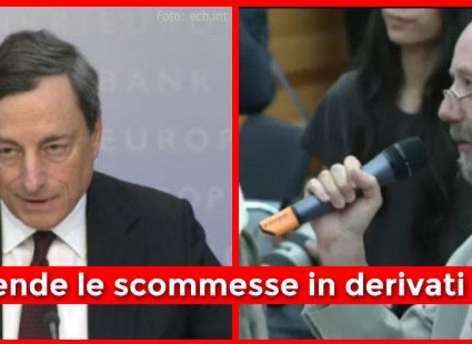 ROMA – La Corte dei Conti definisce illegali i derivati di Morgan Stanley acquistati da Mario Draghi con la ricchezza nazionale