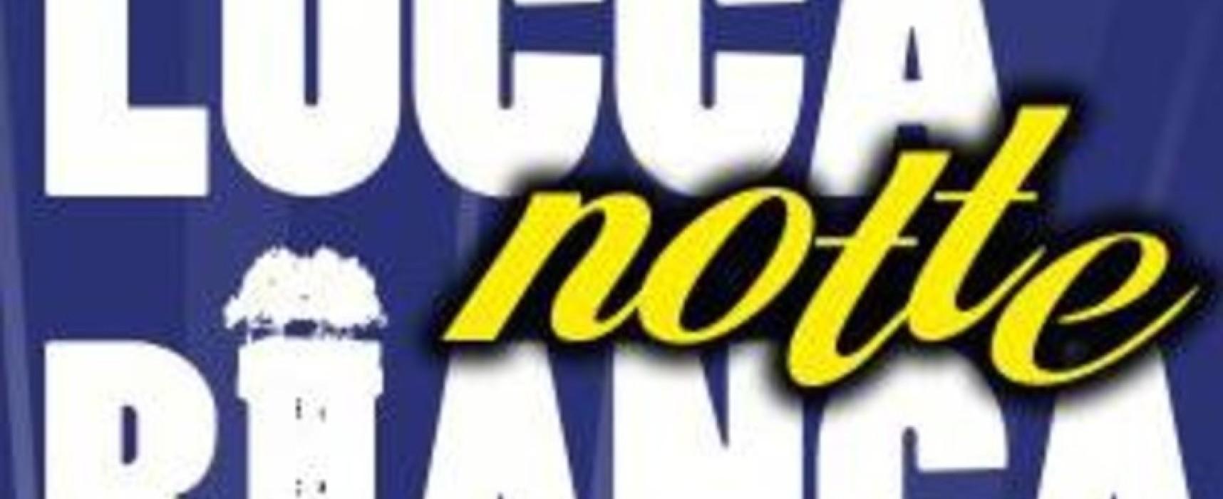 NOTTE BIANCA, FUMATA BIANCA: L'EVENTO SI FA