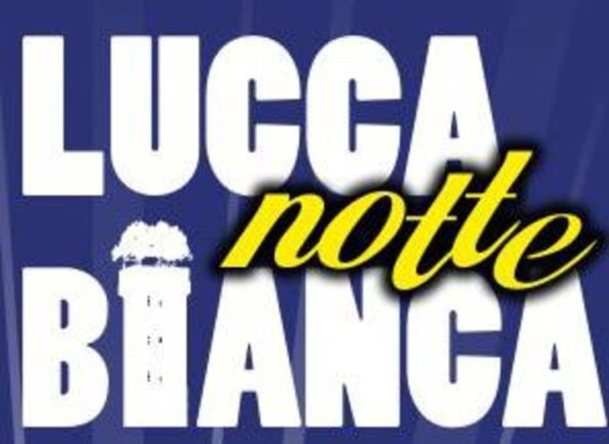 NOTTE BIANCA DI LUCCA, CONFERENZA STAMPA PER IL RIEPILOGO DELLE ORDINANZE E DEL PROGRAMMA