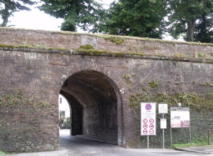 lucca –  Lavori di riqualificazione: chiusura Porta S.Donato e Porta S.Jacopo