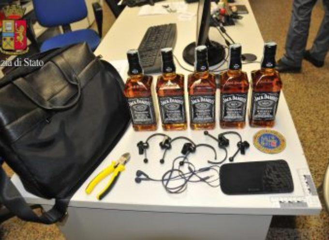 lucca – Arrestato per rapina dopo il furto al supermercato