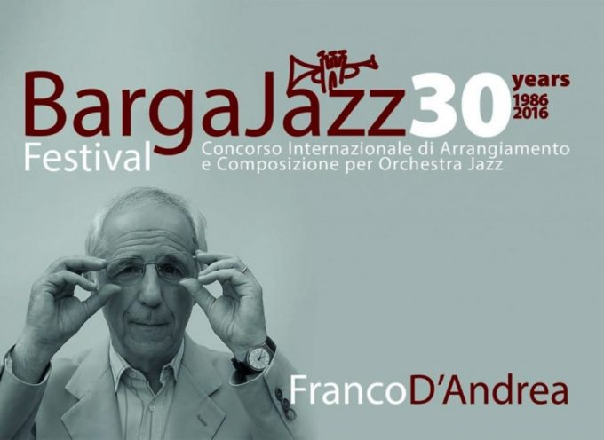 Barga Jazz 2016 – Franco D'Andrea