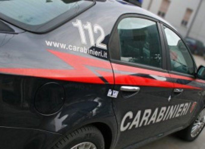 bagni di lucca molesta i passanti e offende i carabinieri, arrestato
