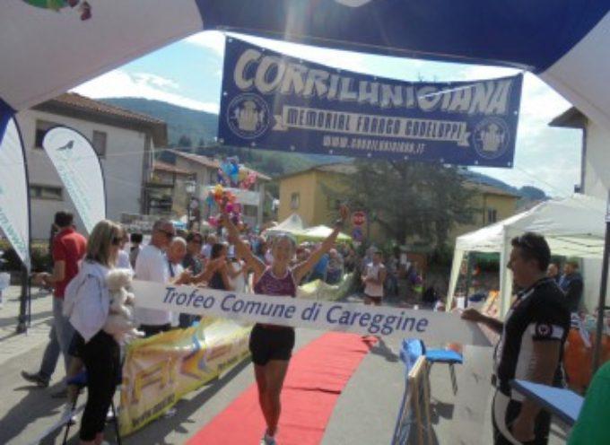 careggine – Domenica si corre il 13° Trofeo Comune di Careggine