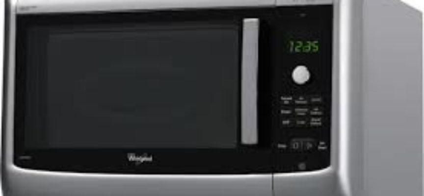 USA: ritirato dal mercato il forno a microonde Whirlpool, era a rischio incendio.