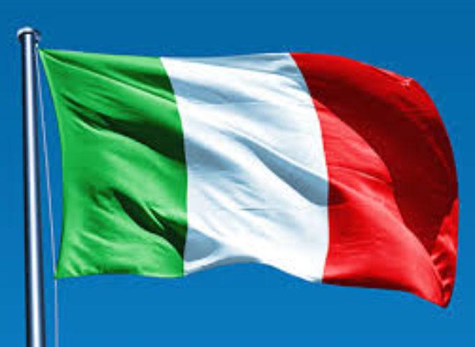 UN TRICOLORE IN RICORDO DI MATTEOTTI. UN ESEMPIO ANCORA OGGI, DALLA LEGGE ACERBO ALL'ITALICUM