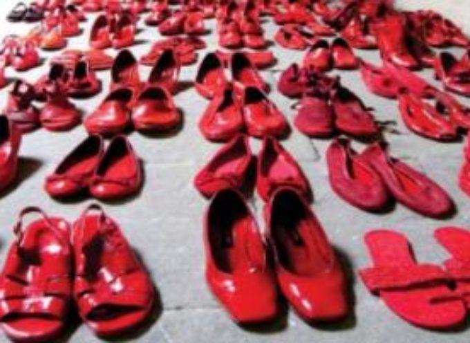 capannori  – Manifestazione contro il femminicidio del 10 agosto: