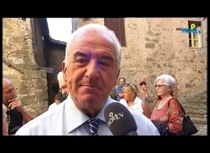 pescaglia – Mecenate inglese fa restaurare le 14 tele della Via Crucis del '700