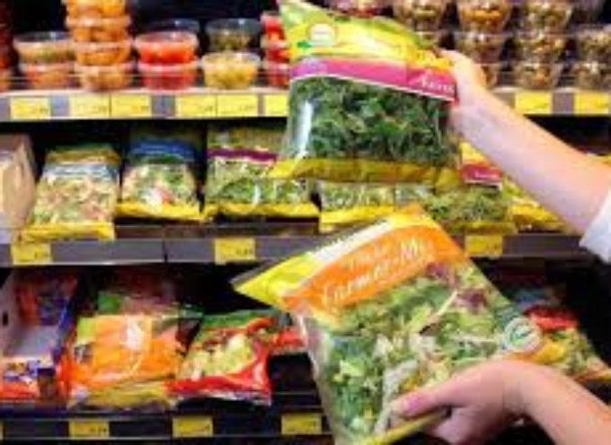 Topo morto nella busta di insalata. Il lotto del prodotto è stato ritirato dal mercato nazionale svizzero. Ora le analisi sulla confezione.