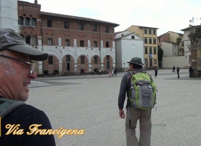 VIA FRANCIGENA: Da Valpromaro a Lucca – di Sergio Colombini