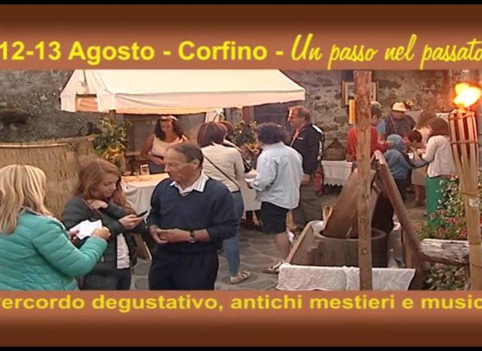 """12-13 Agosto a Corfino """" un passo nel passato Corfino """""""