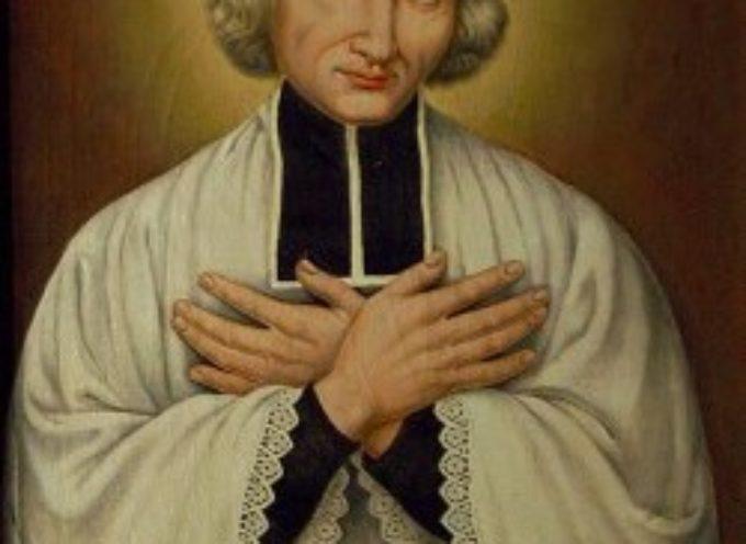 il santo del giorno 4 agosto, San Giovanni Maria Vianney