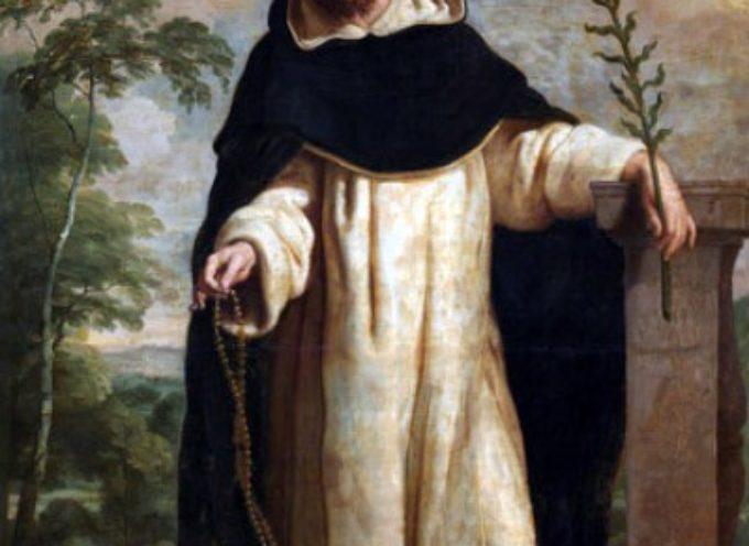 il santo del giorno 8 agosto  San Domenico di Guzman