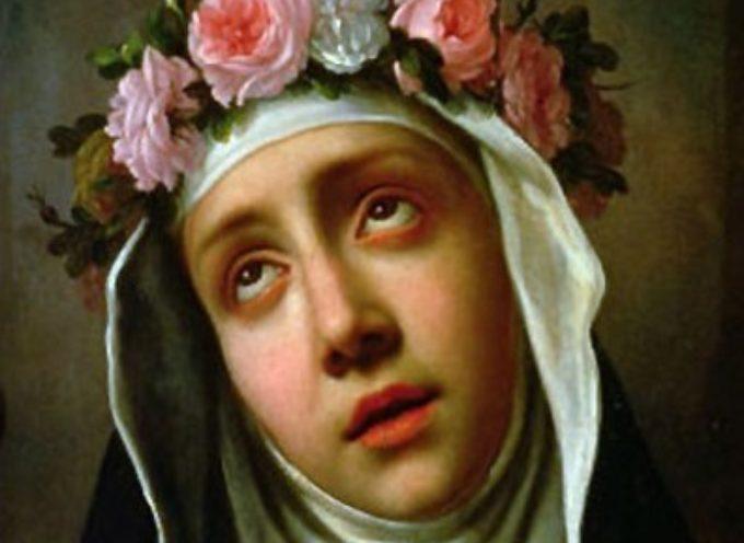 il santo del giorno, 23 agosto SANTA ROSA DA LIMA