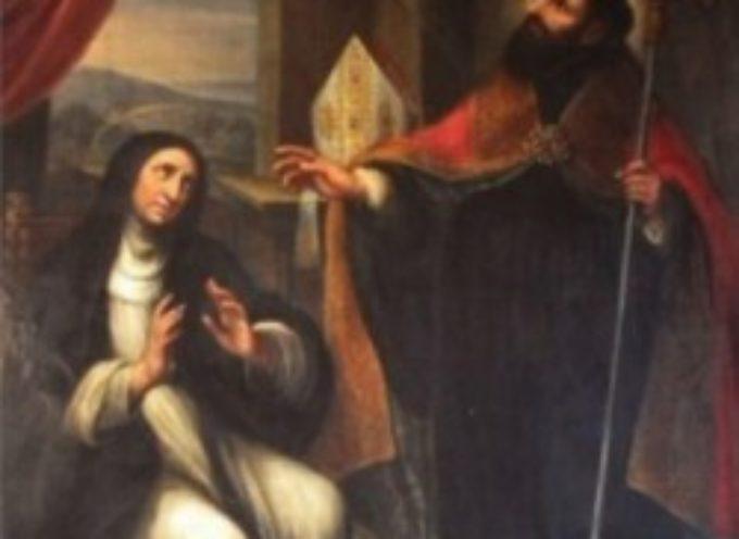 il santo del giorno 27 agosto SANTA MONICA