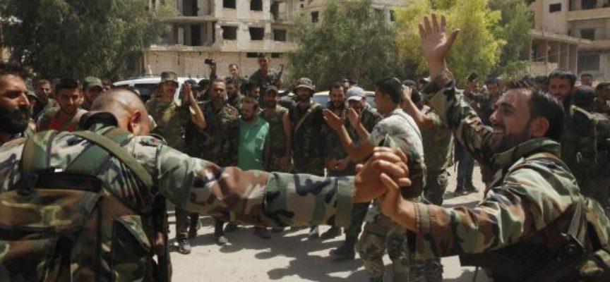 Siria, l'Onu si infastidisce quando Assad libera le città dall'Isis…