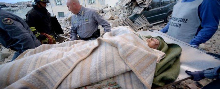 Forte terremoto tra Lazio, Umbria e Marche: 13 morti, molte scosse, crolli