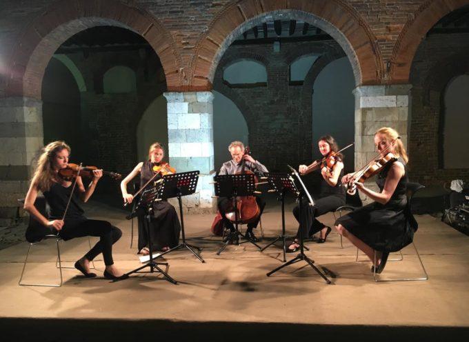 CAPANNORI – Le Quattro Stagioni risuonano nella Pieve di San Gennaro a Capannori per il Francigena International Arts Festival