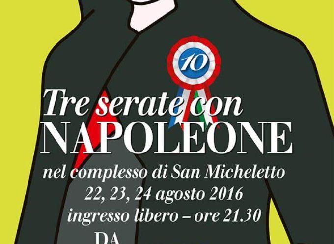lucca – Conversazioni napoleoniche: al via la decima edizione