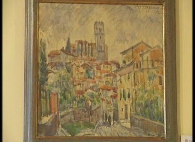 Le opere del maestro Vittorini in mostra a Barga