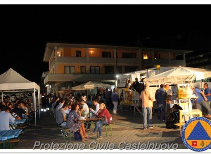 7.500 Euro raccolti con . . . 30 ore di Amatriciana a Castelnuovo a cura di: Ass. Nazionale Autieri della Garfagnana