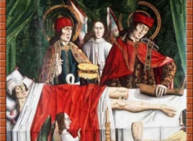 Il Santo del giorno, 26 Settembre: Cosma e Damiano, i santi medici