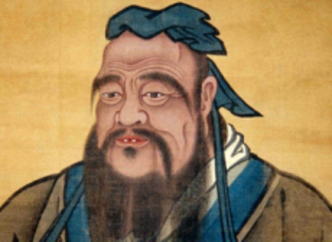 ACCADDE OGGI – 28 Settembre 551 a.C., nasce Confucio
