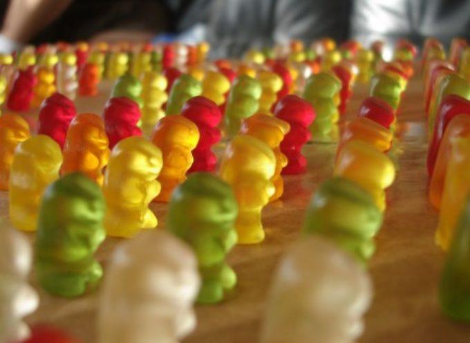 Caramelle gommose come sono fatte? L'orribile verità