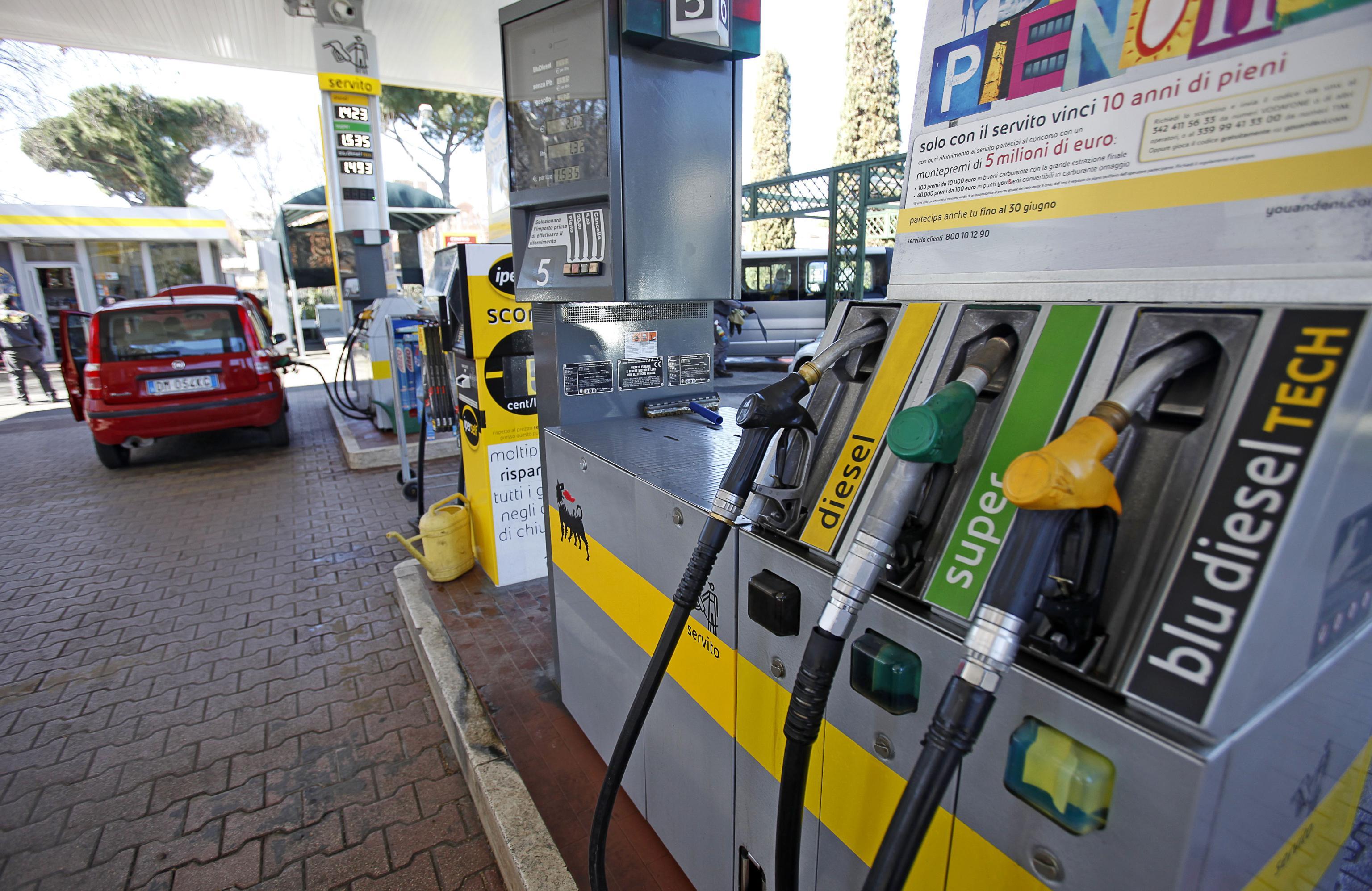 Buono benzina Eni station da 100 euro a 95!