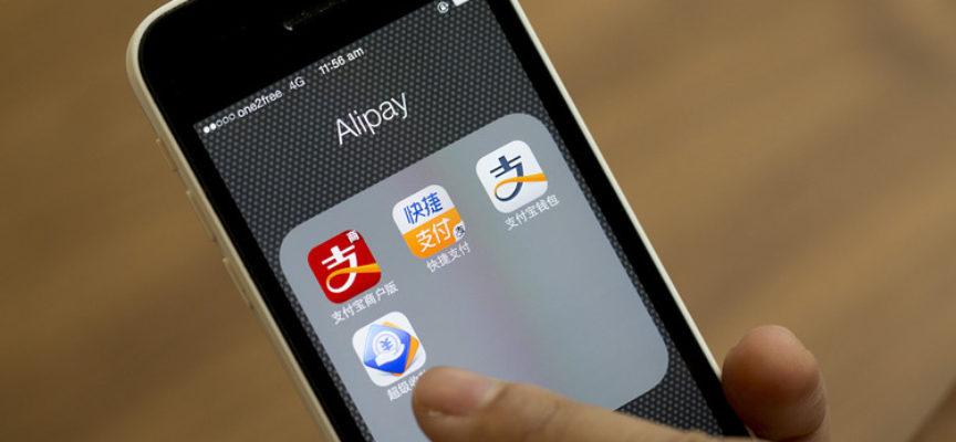 Al via in Italia Alipay, un sistema cinese di pagamenti via cellulare.