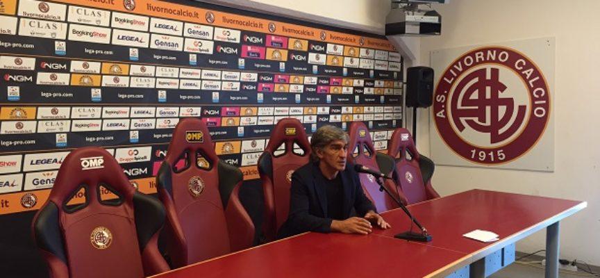 Intervista DI Galderisi post Livorno-Lucchese