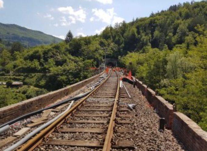 Da lunedì tornano i treni tra Lucca e Aulla