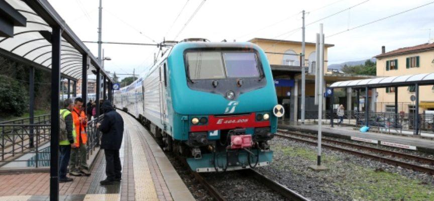 Linea Lucca-Viareggio chiusa per un mese per lavori