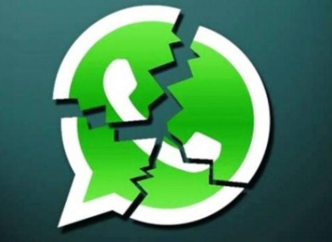 Whatsapp non funzionerà più su questi cellulari