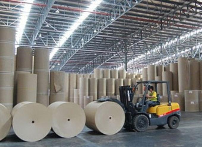 LUCCA – Export in frenata; giù macchine per carta e nautica
