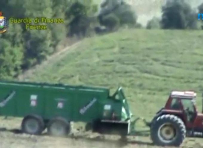 Smaltimento illegale dei rifiuti, arrestati cinque imprenditori..