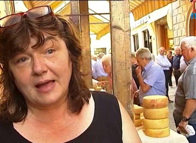 A Castelnuovo si rinnova la tradizione della fiera del formaggio